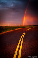 Roads And Rainbows