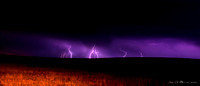 Lightning On The Colorado Plains
