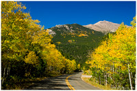 Colorado Fall Country Road-06114