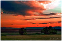 2008 Front Range Sunrises & Sunsets on The Eastern Plains