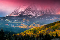 Fall - Kebler Pass & Crested Butte 10-1-2014