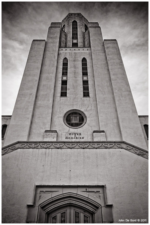 The Tower Of Memories-bw-03549