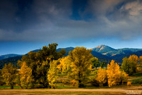 A Colorado October Landscape